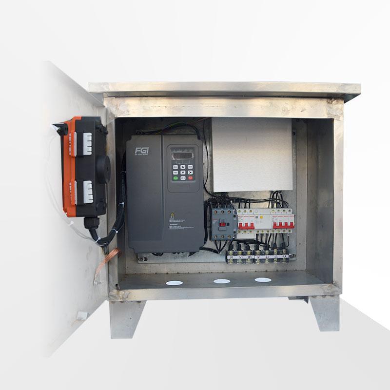 昱玛机电——电器控制成套